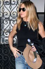 JENNIFER ANISTON Out in New York 09/26/2016