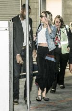 JENNIFER LAWRENCE at JFK Airport in New York 09/23/2016