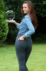 JENNIFER METCALFE - Rear of the Year 07/28/2016