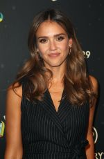 JESSICA ALBA at 29 Rooms Refinery29's Second Annual New York Fashion Week Event in New York 09/08/2016