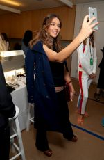 JESSICA ALBA at Tory Burch Fashion Show at NYFW in New York 09/13/2016