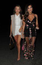 JESSICA and NATALYA WRIGHT at Sheesh Restaurant in Essex 09/14/2016