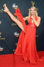 JESSIE GRAFF at 68th Annual Primetime Emmy Awards in Los Angeles 09/18/2016