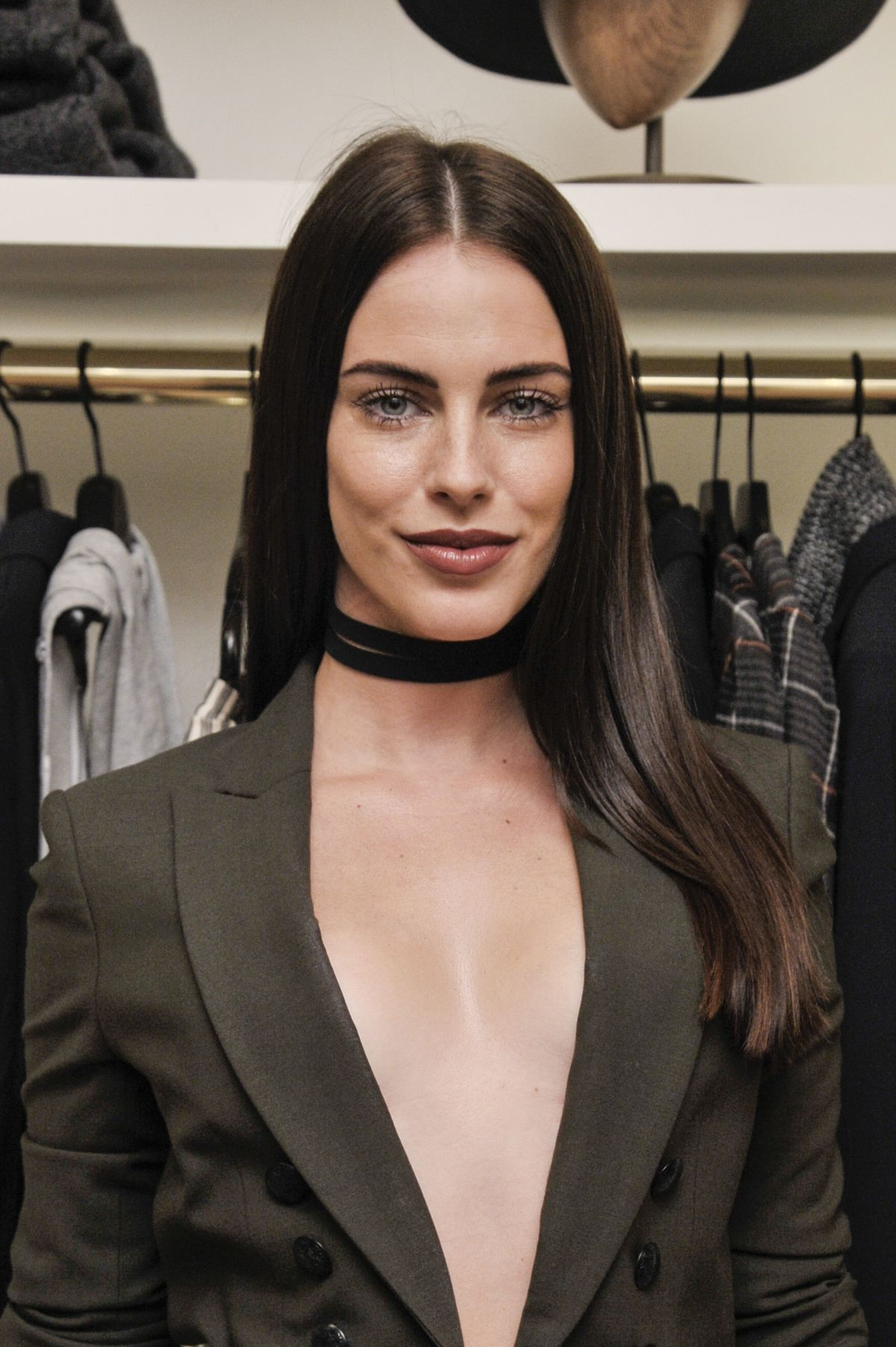 JESSOCA LOWNDES at Veronica Beard Afterparty at 2016 Fashion Week in New York 09/11/16