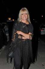 JO WOOD at Oliver Peoples Store Launch Party in London 09/14/2016