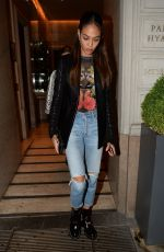 JOAN SMALLS Night Out in Milan 09/23/2016