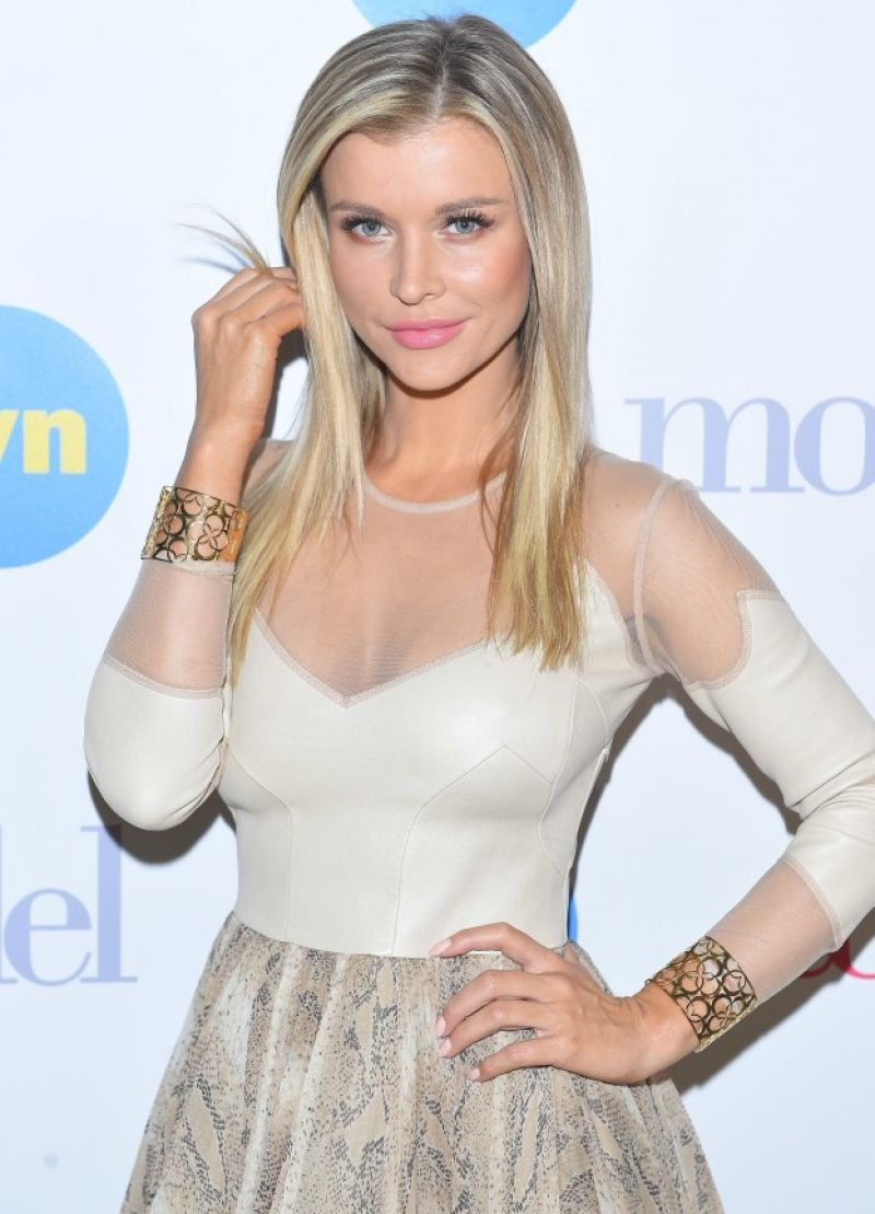 Joanna krupa at top model new season promotion in warsaw for Top mobel