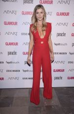 JOANNA KRUPA at Woman of the Year Glamour 2016 Gala in Warsaw 09/21/2016