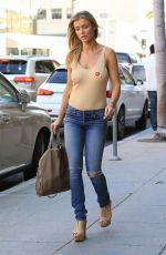 JOANNA KRUPA Out and About in Los Angeles 09/27/2016