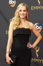 JOANNE FROGGATT at 68th Annual Primetime Emmy Awards in Los Angeles 09/18/2016