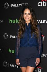 JORDANA BREWSTER at PaleyFest 2016 Fall TV Preview in Beverly Hills 09/08/2016