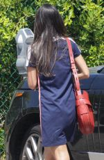 JORDANA BREWSTER Out and About in Los Angeles 08/31/2016