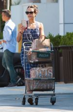 JORDANA BREWSTER Out Shopping in Beverly Hills 09/04/2016