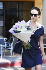 JORDANA BREWSTER Out Shopping in Los Angeles 08/31/2016