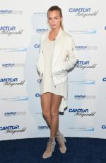 JOSEPHINE SKRIVER at Annual Charity Day Hosted by Cantor Fitzgerald, BGC and GFI in New York 09/12/2016
