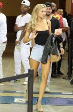 JOSIE CANSECO at Power 106 Basketball Game in Los Angeles 09/11/2016