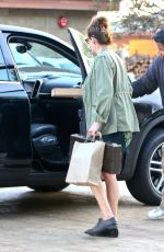 JULIA ROBERTS Out and About in Malibu 09/18/2016