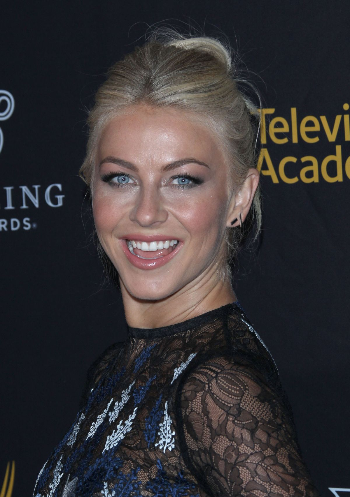 JULIANNE HOUGH at Casting and Music Nominee Receptions by ...