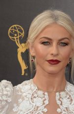 JULIANNE HOUGH at Creative Arts Emmy Awards in Los Angeles 09/10/2016
