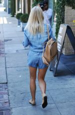 JULIANNE HOUGH Out and About in Los Angeles 09/01/2016