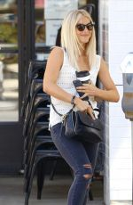 JULIANNE HOUGH Out and About in Studio City 09/02/2016