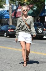 JULIANNE HOUGH Out for Lunch in Los Angeles 09/17/2016