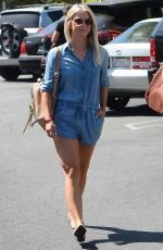 JULIANNE HOUGH Out in Los Angeles 09/05/2016