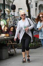 JULIANNE MOORE Shopping on Fifth Avenue in New York 09/18/2016