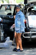JUNE AMBROSE Leaves Beyonce