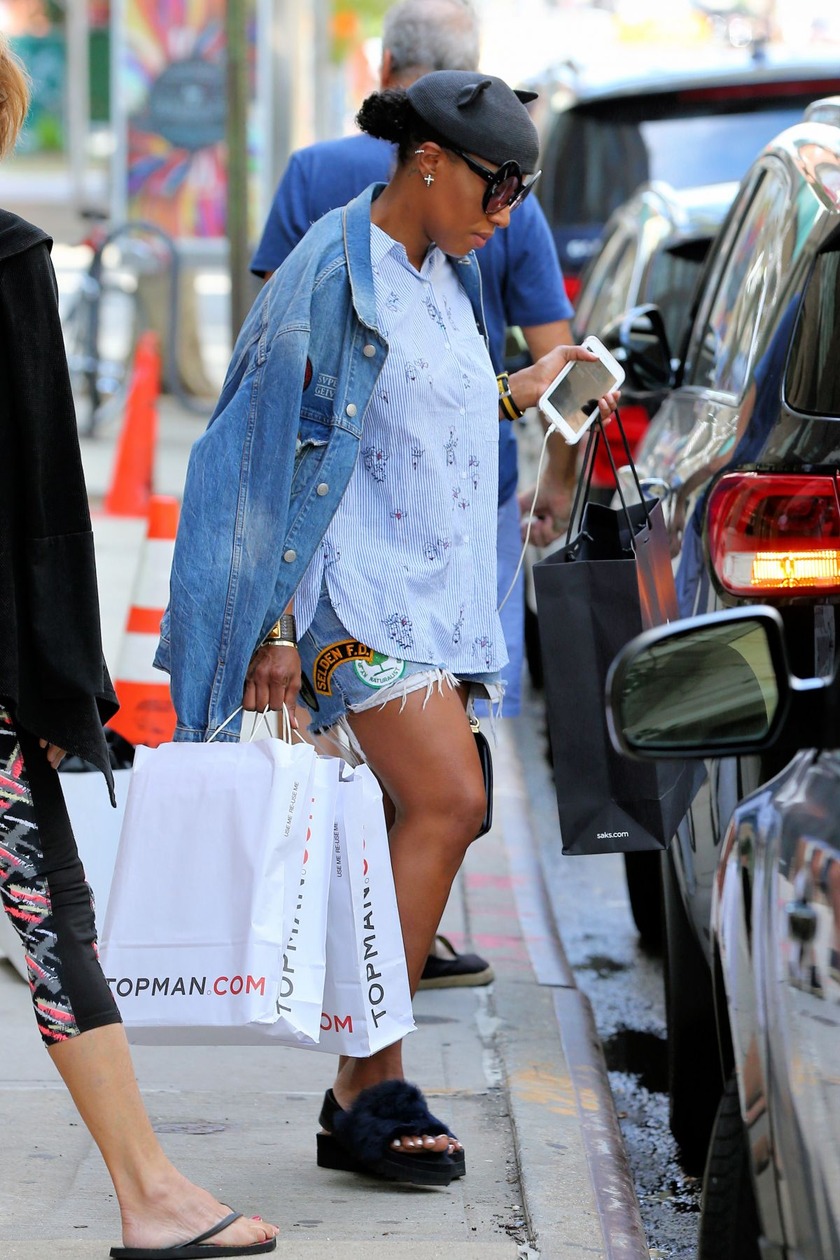 44fbc031afe9 JUNE AMBROSE Leaves Beyonce s Birthday Party in New York 09 05 2016. Posted  by Aleksandar. September 6