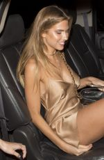 KARA DEL TORO at Nice Guy in West Hollywood 09/18/2016