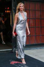 KARLIE KLOSS at Tom Ford Fashion Show at New York Fashion Week 09/07/2016