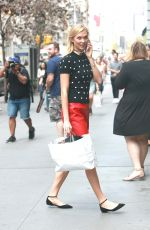 KARLIE KLOSS out and About in New York 09/07/2016
