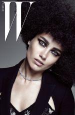 KARMEN PEDARU in W Magazine, Korea October 2016 Issue