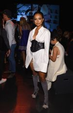 KARREUCHE TRAN at Vivienne Tam Fashion Show at NYFW in New York 09/12/2016