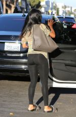 KARREUCHE TRAN Out in West Hollywood 09/02/2016