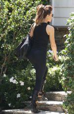 KATE BECKINSALE Arrives Back at Her Home in Los Angeles 09/07/2016