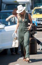 KATE HUDSON Arrives at Los Angeles International Airport 09/17/2016
