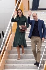 KATE MIDDLETON Visits University of British Columbia in Vancouver 09/27/2016