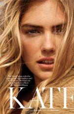KATE UPTON in Glamour Magazine, October 2016 Issue