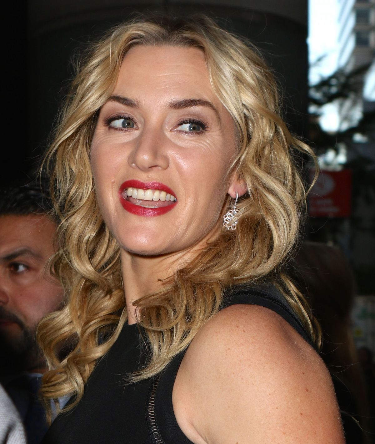 KATE WINSLET Arrives At U2018The Dressmaker U2019 Premiere In New