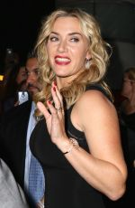 KATE WINSLET Arrives at