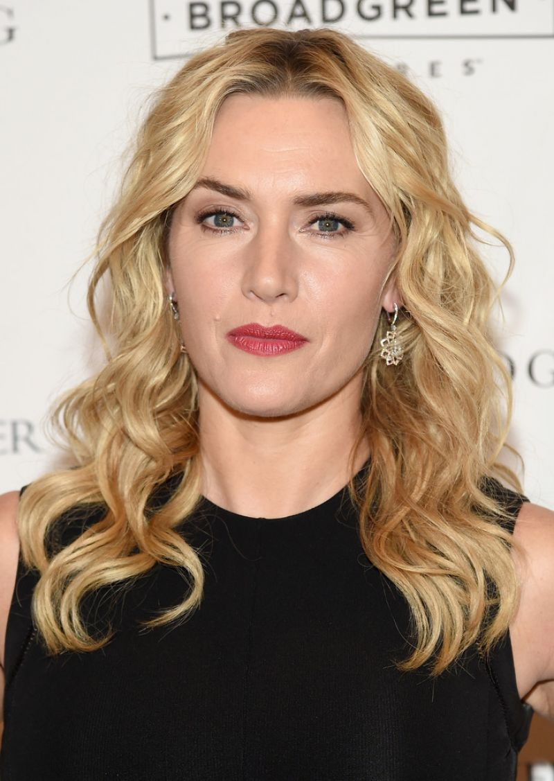 KATE WINSLET at 'The...