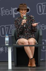 KATEE SACKHOFF at Oz Comic-con in Sydney 09/11/2016