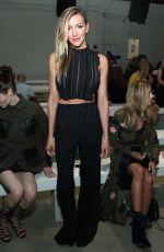 KATIE CASSIDY at Marissa Webb Fashion Show at New York Fashion Week 09/08/2016