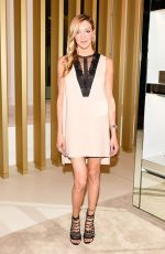 KATIE CASSIDY at Sask Fifth Avenue Downtown Store Opening in New York 09/08/2016