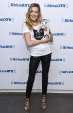 KATIE CASSIDY at SiriusXM Studio in New York 09/09/2016