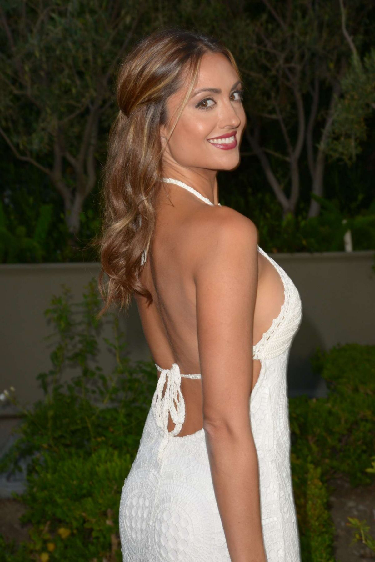 KATIE CLEARY at Mercy for Animals Hidden Heroes Gala 2016 in Los Angeles 09/11/2016