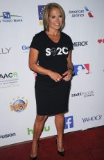 KATIE COURIC at 2016 Stand Up to Cancer in Los Angeles 09/09/2016