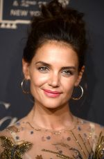 KATIE HOLMES at Cartier Store Grand Reopening on Fifth Avenue in New York 09/07/2016